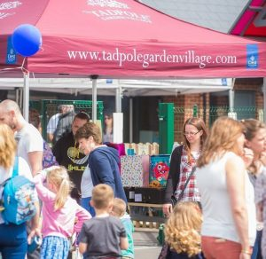 Summer Fayre at Tadpole Farm CE Primary Academy,