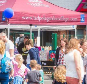 Summer Fayre at Tadpole Farm CE Primary Academy,