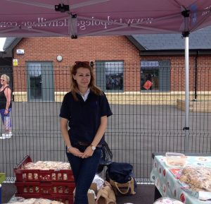Preim Ltd at Tadpole farm CE Primary Academy Summer Fete